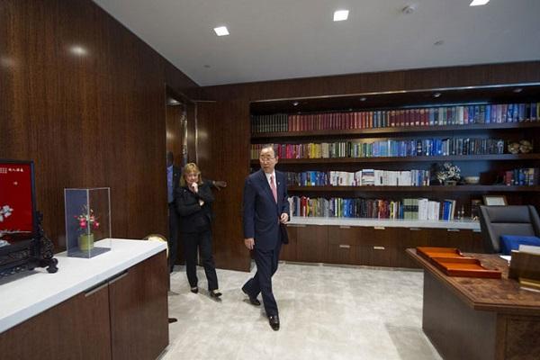 من سيدخل هذا المكتب من دول البلقان