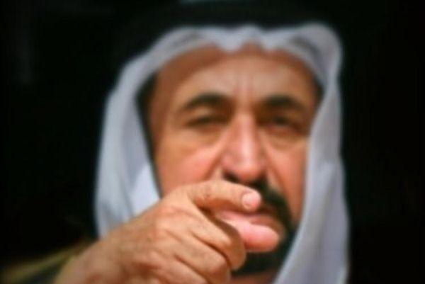 حاكم الشارقة الشيخ سلطان بن محمد القاسمي