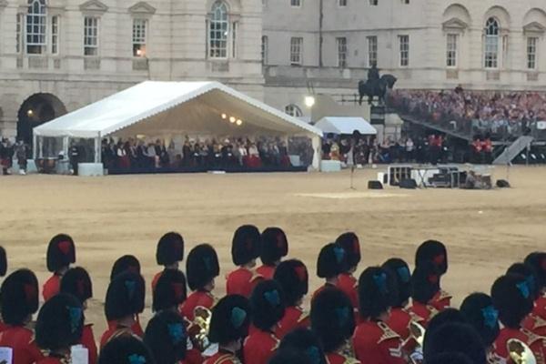 احتفالات الكومنولث بعيد ملكة بريطانيا