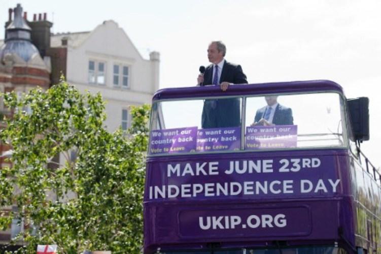 الحملة حول الاستفتاء البريطاني مستمرة وعلى أشدّها بين المعسكرين