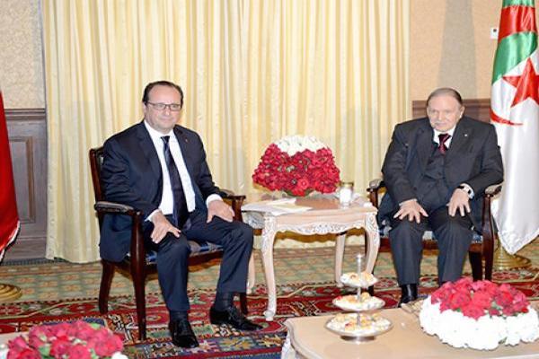 خطاب الرئيس الجزائري عبد العزيز بوتفليقة يعطي الأمل للعائلات الجزائرية