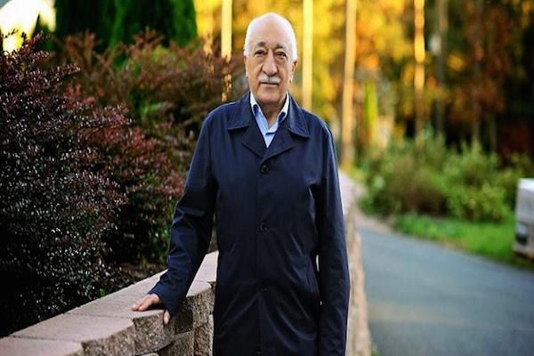 صوفي متهم بقيادة الانقلاب ضد إردوغان
