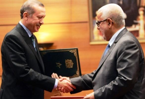ابن كيران يهنئ أردوغان بعد فشل الانقلاب العسكري