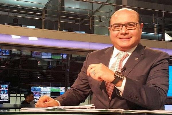 الإعلامي اللبناني منير الحافي