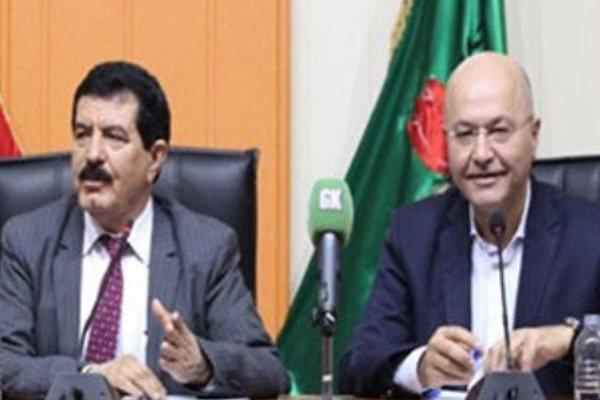 برهم صالح وكوسرت رسول نائبا طالباني في حزب الاتحاد الوطني الكردستاني