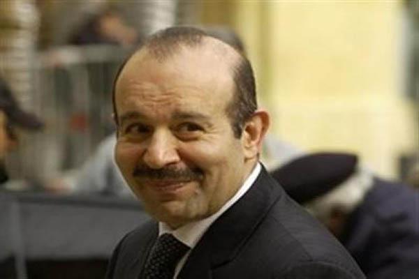 النائب اللبناني مصطفى علوش
