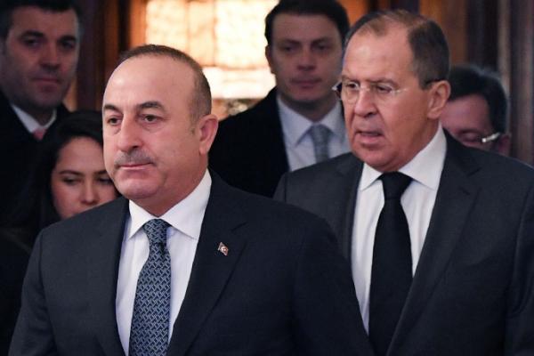 التقارب الروسي التركي يقلق ايران