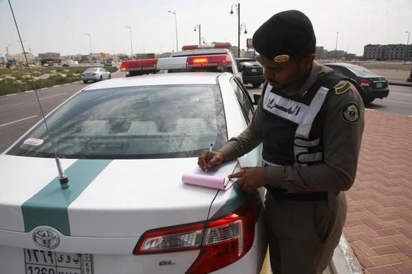 عقوبات مخالفات التفحيط في السعودية