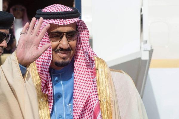 الملك سلمان يغادر موسكو