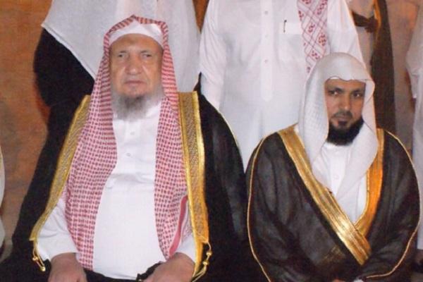 العلامة السعودي البارز، الدكتور أحمد عبد الرزاق الكبيسي