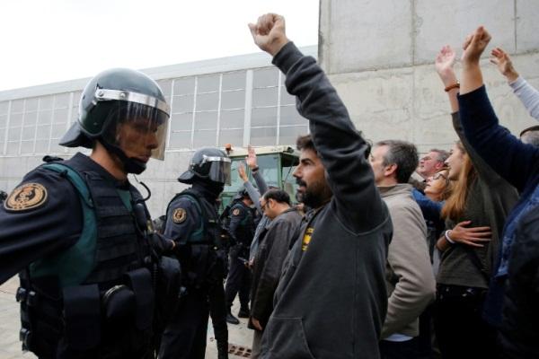 راخوي: دولة القانون فرضت نفسها في كاتالونيا