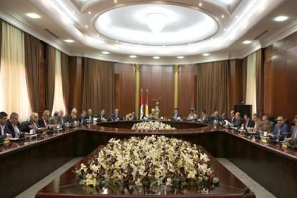 مجلس استفتاء كردستان يتحول لسياسي يقود الحوار مع بغداد