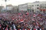 اليمنيون يحتفلون بذكرى