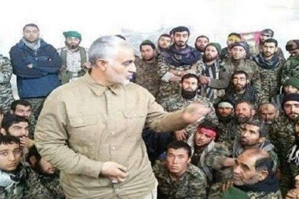 خطط إيرانية للسيطرة على حدود سوريا مع العراق والأردن
