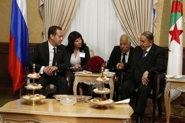 مواقف روسيا والجزائر متطابقتين تماما حول خفض الإنتاج