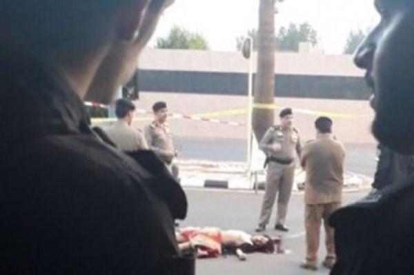 مهاجم نقطة حراسة قرب القصر الملكي في جدة صريعا