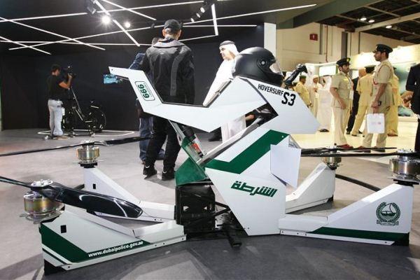 شرطة دبي تعرض أحدث ابتكاراتها في أسبوع جيتكس للتقنية