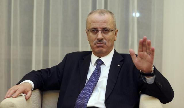 رئيس الوزراء الفلسطيني د.رامي الحمدالله