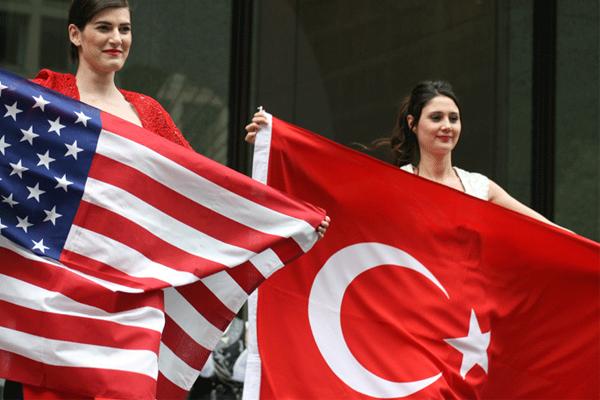 توتر جديد في العلاقات الأميركية التركية