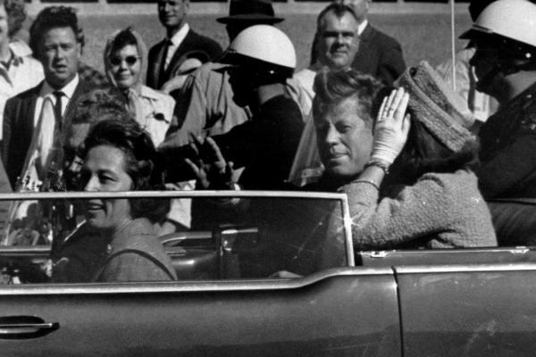 نشر وثائق تتعلق باغتيال جون كينيدي