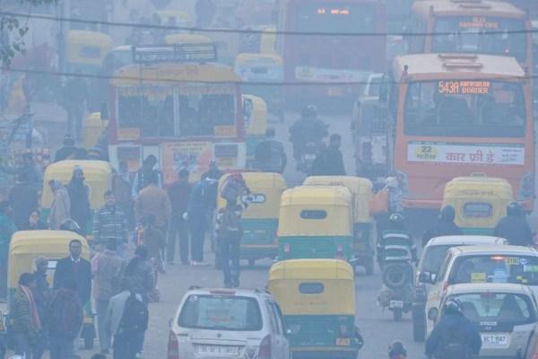 أكبر عدد من الوفيات الناجمة عن التلوث عام 2015 كان في الهند