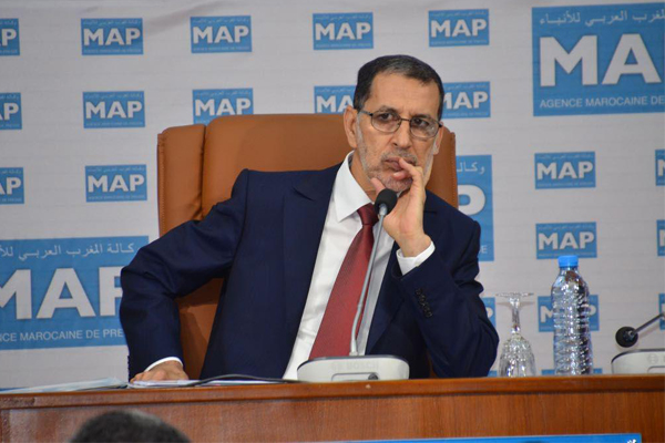 سعد الدين العثماني، رئيس الحكومة المغربية