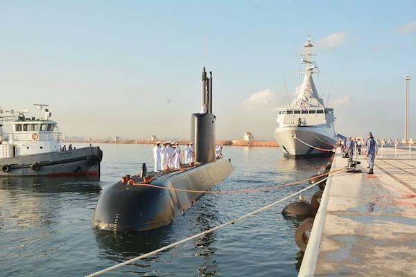 مصر أبرمت صفقات كبرى لصالح قواتها البحرية