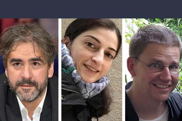 المانيون معتقلون في السجون التركية