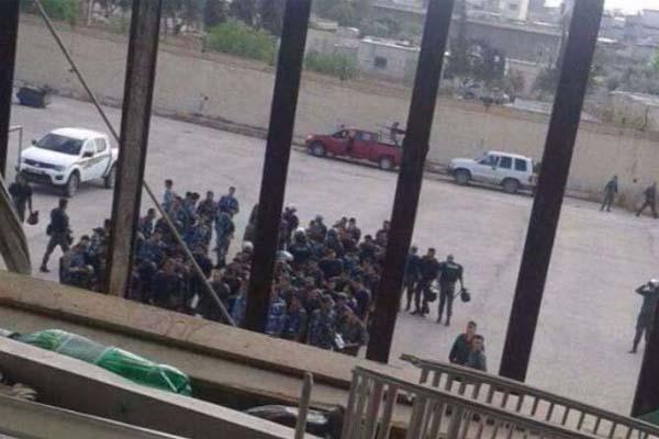 انتهاكات بحق السجناء والمعتقلين في سوريا
