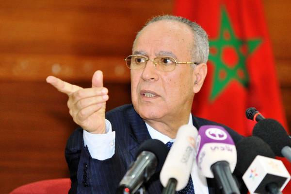 احمد التوفيق وزير الأوقاف والشؤون الاسلامية المغربي