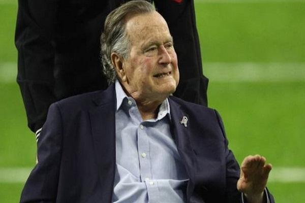 جورج بوش الاب