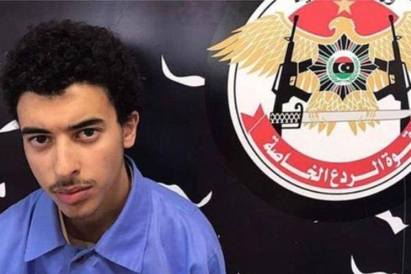 هاشم العبيدي (صورة وزعتها وزارة الداخلية الليبية)