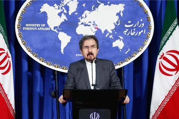 المتحدث باسم الخارجية الايراني بهرام قاسمي