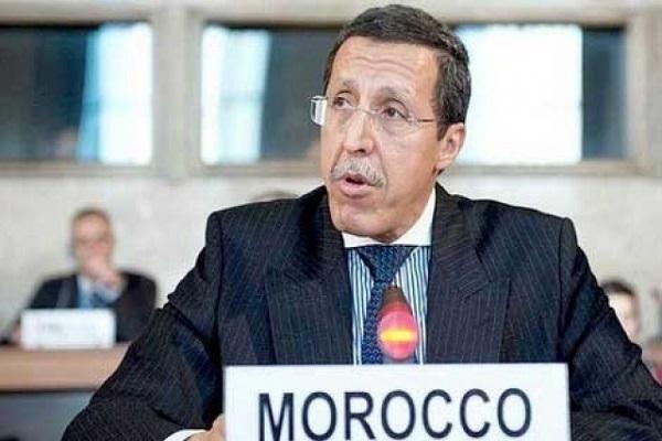 عمر هلال مندوب المغرب الدائم لدى الامم المتحدة