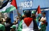 الاف الفلسطينيين يتظاهرون في الذكرى المئوية لوعد بلفور