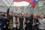 اعتقال أكثر من مئتي متظاهر ضد بوتين في موسكو