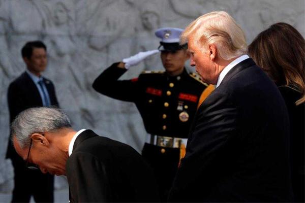 ترمب يهدد كوريا الشمالية