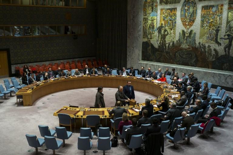 روسيا تستخدم الفيتو العاشر ضد تحرك للأمم المتحدة بشأن سوريا