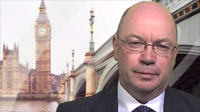 وزير شؤون الشرق الأوسط البريطاني اليستر بيرت