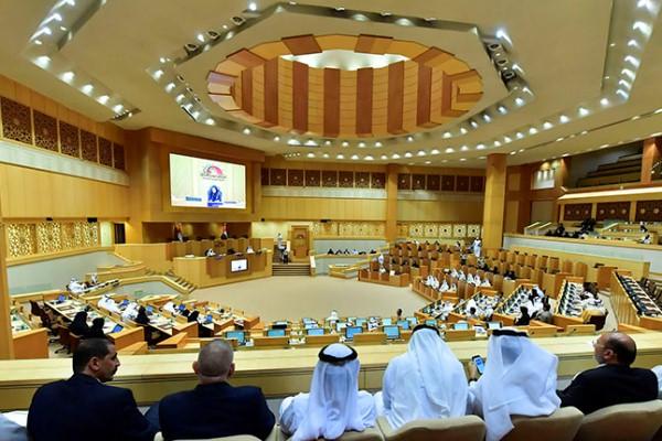 البرلمان الإماراتي