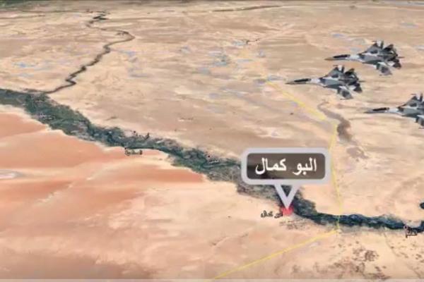 مصادر تقول أن داعش استعاد نصف مدينة البو كمال