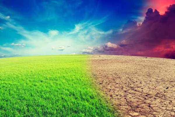 الحد من تغيير المناخ