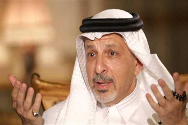 السفير السعودي في القاهرة أحمد قطان