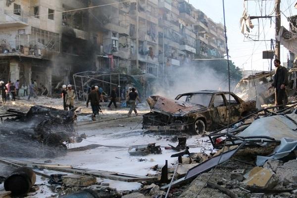 المعارك في سوريا لا تتوقف