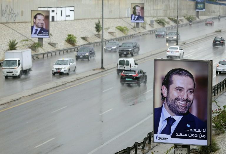 بيروت تتهيأ لاستقبال سعد الحريري يوم الاربعاء