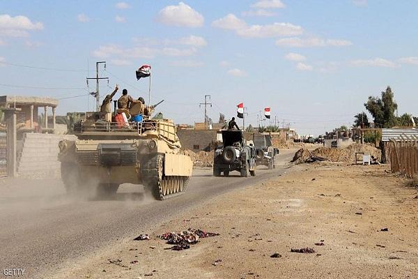 قوات عراقية تتقدم لبدء معركة تحرير مناطق غرب الانبار