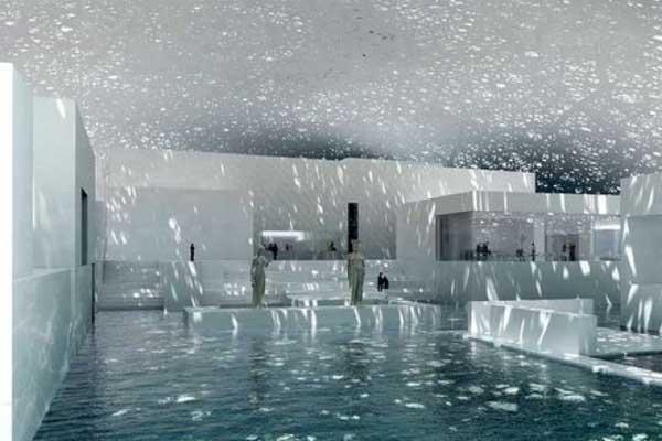 متحف لوفر أبو ظبي