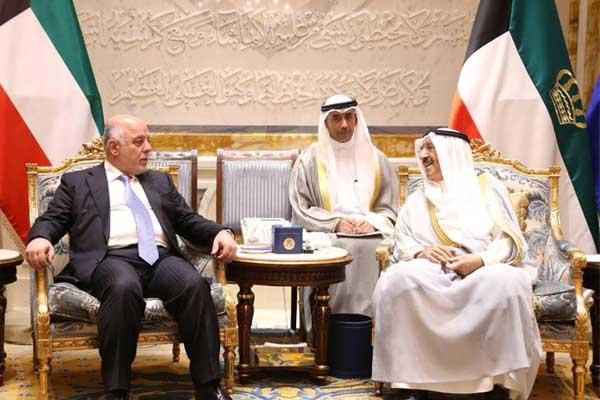معصوم في الكويت لترتيب مؤتمرها للمانحين لاعمار العراق
