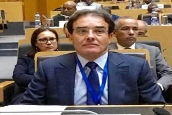 عبدالكريم عتيق الو زير المنتدب المكلف المغاربة في الخارج وشؤون الهجرة