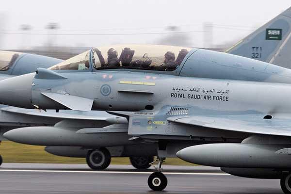 توطين صيانة المقاتلات في السعودية